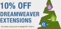 WebAssist.com: Holiday Sale 10%off Dreamweaver Extensions