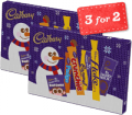 Cadbury Gifts Direct: 3 For 2 On Twin Snowman Selection Box