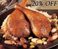 Gourmet Station: 20% Off Thai Duck Quarter