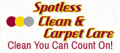 More Spotless Clean and Carpet Care Coupons