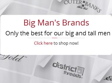 Big Man's Brands