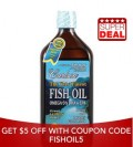 DrVita: $5 Off Carlson Fish Oil