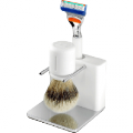 Luxury Barber: Arctic Shaving Set