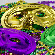 Cool Glow: Mardi Gras Party Supplies