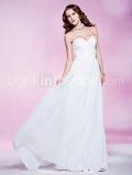 LightInTheBox: 65% OFF Chiffon Sheath/ Column Sweetheart Evening Dress Inspired By Jessica Stam