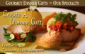 Gourmet Station: Create A Dinner Gift