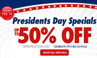 Milanoo: Presidents Day Specials 50% Off