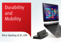 Fujitsu: Durability And Mobility: Introducing The New STYLISTIC® Q704 Hybrid Tablet PC
