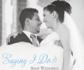 The Black Bow: Saying I Do Shop Wedding