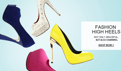 Milanoo: 40% Off Colorful Shoes