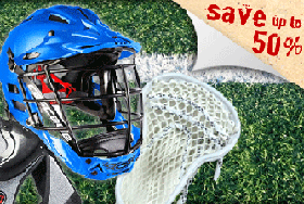 50% off Lacrosse Closeouts