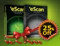 EScan: 25% Off