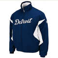 Detroit Athletic: 2013 Detroit Tigers Authentic Triple Peak Premier Home Jacket