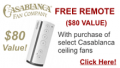 Hansen Wholesale: FREE REMOTE($80 VALUE)