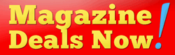 Magazine Deals Now Coupon Codes