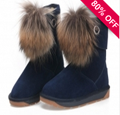 Stylish Plus: 80% Off Trendy Snow Boots