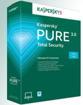 Kaspersky: $20 Off Pure 3.0 Total Security