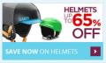 SnowBoards: Helmets: 65% Off