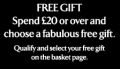 Sock Shop: Free  Gift  Over  £20