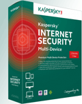 Kaspersky: $20 Off Internet Security - Multi-Device