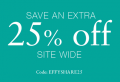 Effy Jewelry: Extra 25% Off Sitewide