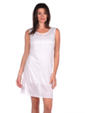 Clothes By Majestic: 60% Off SLEEVELESS DRESS WITH DETAIL