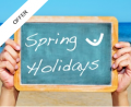 Hotels Viva: Spring Holidays From €40pn