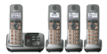 Panasonic: $20 Off Link-To-Cell 3 Handset Home Phone + Free Shipping