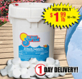 In The Swim: 3 Premium Chlorine Tablets Only $99.99