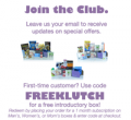 Klutch Club: Free Introductory Box With Signing Up
