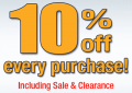 Olly Shoes: 10% Off Every Purchase