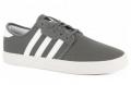 Sun Diego Boardshops: Adidas Seeley Shoe- Mid Cinder White Black Mid Cinder White Black Now With A Big Discountount