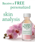 Mario Badescu Skin Care: Free Personalized Skin Analysis