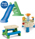 Little Tikes: $20 Off Easy Store Backyard Bundle