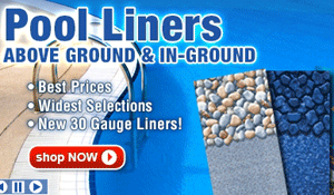 Above Ground Pool Liners Only $99.99