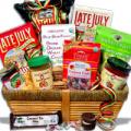 Gourmet Gift Baskets: Organic Gift Baskets