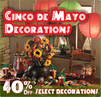 Cool Glow: 40% Off Cinco De Mayo