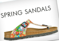 Footnotesonline: Spring Sandals