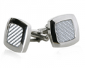 Cuff-Daddy: Stainless Steel Cufflinks Starting At $27.95