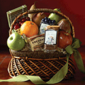 The Fruit Company: Thoughtful Sympathy Fruit Basket $79.95