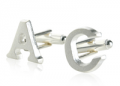 Cuff-Daddy: Initial And Number Cufflinks Starting At $24.99