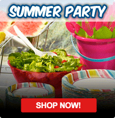 Cool Glow: Summer Party Items