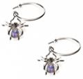 Zooq: 買手推薦:ME & ZENA 銀色蜘蛛耳環