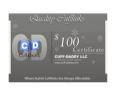 Cuff-Daddy: Cuff-Daddy Gift Certificates