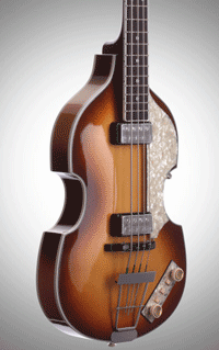 32% Off Hofner 5001 Vintage '64 Electric Bass with Case