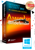 BitDefender: 70% Rabatt Auf Internet Security 2013