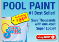 In The Swim: Pool Paint Only $94.99