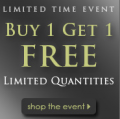 Luxor Linens: Buy 1, Get 1 Free