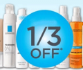 Garden Pharmacy: 1/3 Off La Roche Posay Products