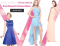 Storedress.com: 80% Off Best-Selling Prom Dresses + Free Shipping